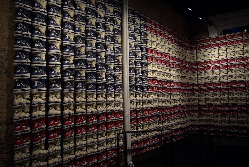 Shoe Flag-3793