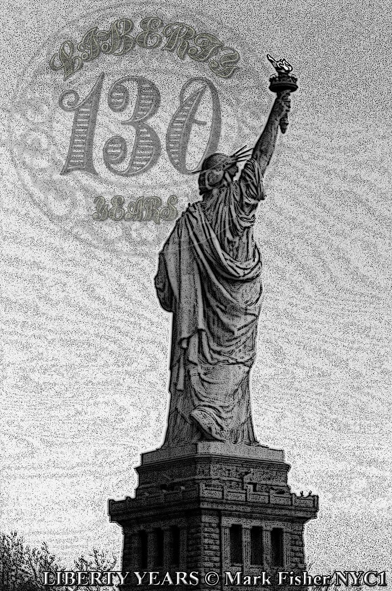 LIBERTY YEARS © Mark Fisher NYC1 -2370